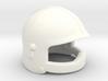 European Fire Helmet 3d printed