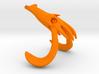Balancing Squid 3d printed