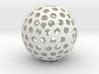 Holesphere 3d printed