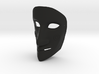 EmptyHeaded Mask (Male) 3d printed