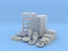 1/18 BBC Basic Block Kit (No Mech Fuel Pump) 3d printed