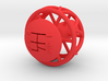 Ariel Atom 5 Speed knob for Ecotec - Helicoil 3d printed