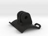 "1.5 "" Tube Clamp GoPro transverse 3d printed"