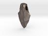 arrow tip stone age pendant & key fob 3d printed