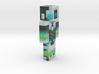 6cm | PixelMech 3d printed