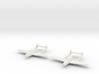 1/200 Fokker D.XXIII (x2) 3d printed