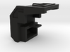 Robo Backpack: Truck Hood w/neck brace 3d printed