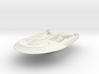 Carolina Class Cruiser 3d printed