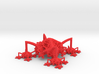 Fractal Spider 3d printed