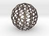 Hedron Series: Pendant Light 3d printed