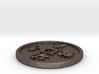Kung Fu San Soo Coin 3d printed