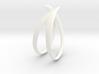 Petite infinity loop 3d printed