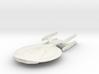 Archer Class Battleship 3d printed