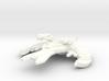 Jem Hadar T'lex Class Destroyer 3d printed
