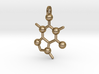 Coffee Molecule 3d printed