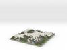 Terrafab generated model Mon Apr 07 2014 22:13:29  3d printed