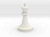Large Staunton King Chesspiece 3d printed