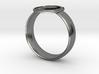Grateful dead ring 3d printed