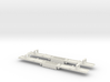 Baldwin DT6-6-2000 Dummy Chassis X2 N Scale 1:160 3d printed
