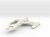 Klingon BattleCruiser 3d printed