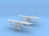 "SSW D.III ""Wingman"" 1:144th Scale 3d printed"