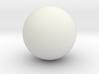Sphere 3d printed