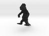Lizardman 3d printed