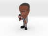 Mario ch 9 Orlando news reporter  - not Hat 3d printed