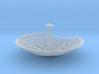 Apollo SM HGA Dish 1:20 3d printed