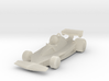 Ferrari 312T2 HO scale 3d printed
