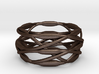 Vortex  Multiplex Ring size 9.5 (19.35mm) 3d printed