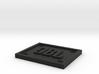 JBL Emblem/Logo for Fender Amplifiers 3d printed
