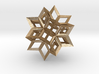 Rhombic Hexecontahedron 3d printed