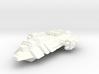 Malkorian Garbage Scow 3d printed