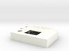 Arduino TFT Gehaeuse Vorderseite 3d printed