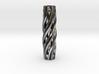 Razor Handle (Twisted Diamonds) 3d printed