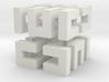 Tiny Baby Hilbert Cube 3d printed