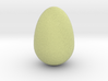 My Egg (Created in Magic 3D Easter Egg Painter) 3d printed
