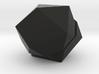 ikosaeder halbiert 3d printed