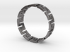 Meander Ring X12 3d printed