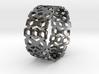 Hexephone Ring Comfort 17.5mm 3d printed