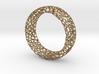 Voronoi Ring 3d printed