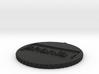by kelecrea, engraved: shania casas  3d printed