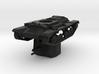 Vehicle- Valentine Bishop Tank (1/87th) 3d printed