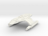 Desmus Class Destroyer 3d printed