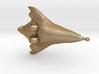 Mini Spaceship Pendant 3d printed