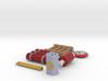 Zelda Fan Art: TLoZ: Quarter Set (4/4) No Potions 3d printed