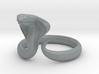 Cobrah ring size 9.1/2 3d printed