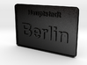 Hauptstadt Berlin 3D 3d printed