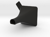 Airflow Funnel 3d printed